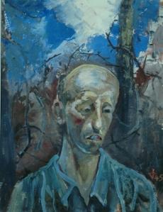 Otto Dix, Portrait of a Prisoner http://www.ottodix.org/